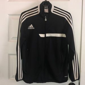 Adidas Climacool zip-up warm up jacket